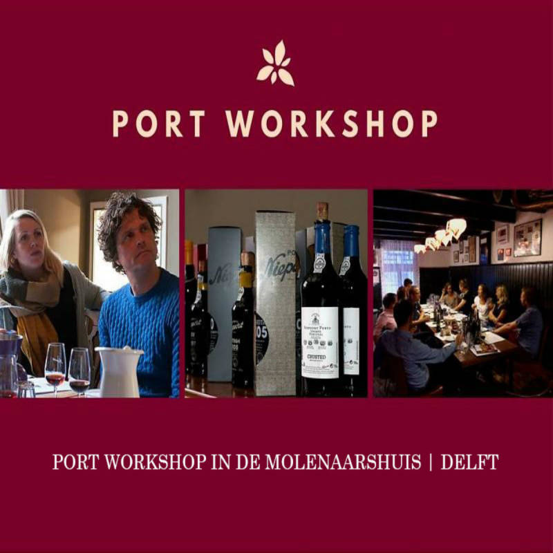 Workshop Port 5-4-2019