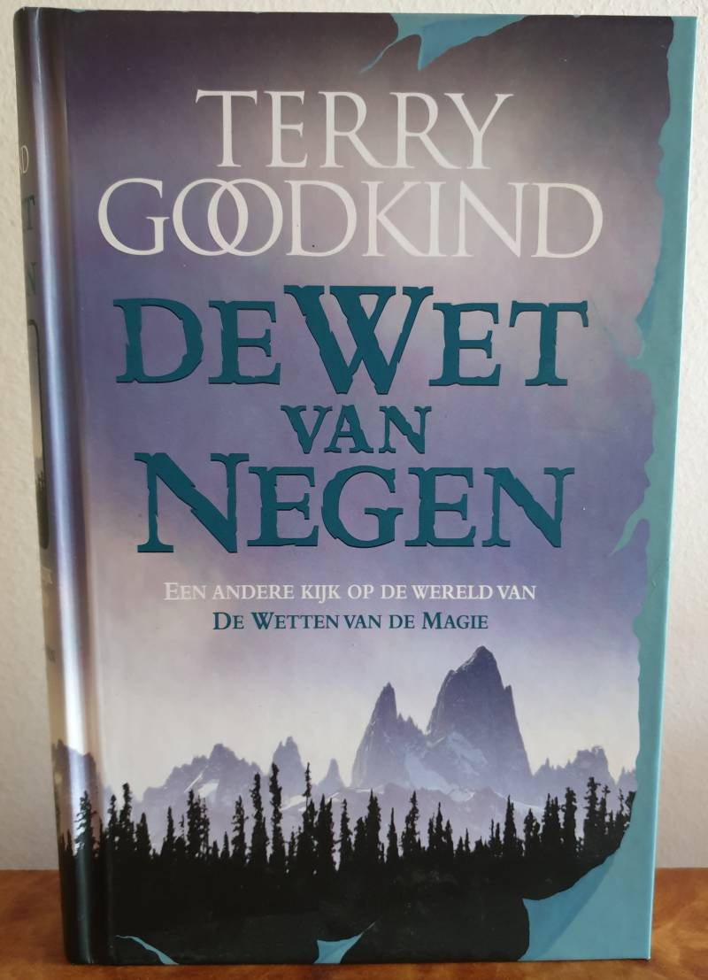 De wet van 9 - Terry Goodkind