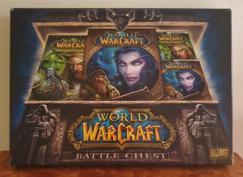 World of Warcraft box