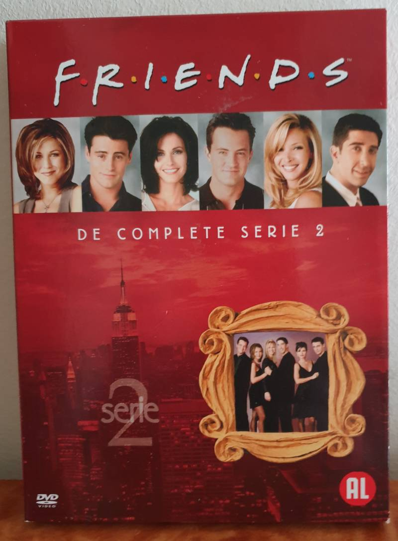 Friends dvd box complete serie deel 2