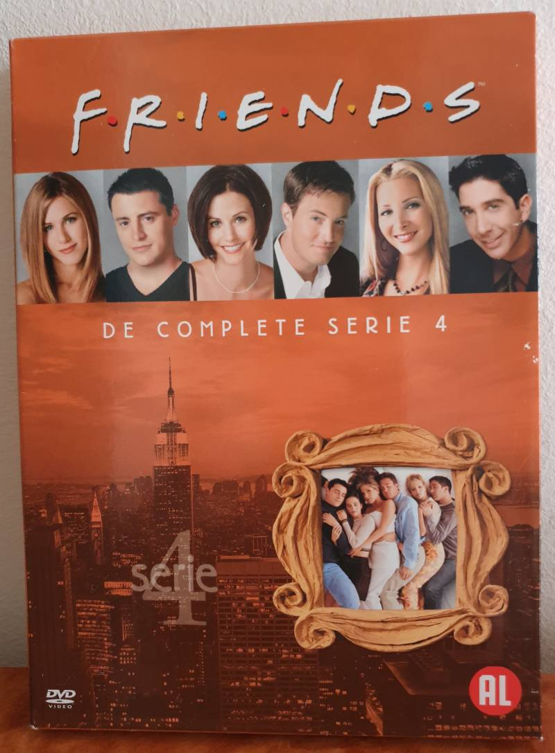 Friends, de complete serie 4