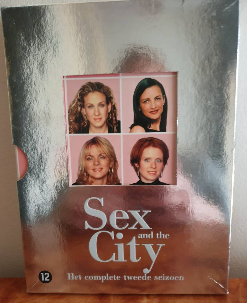 Sex and the city seizoen 2