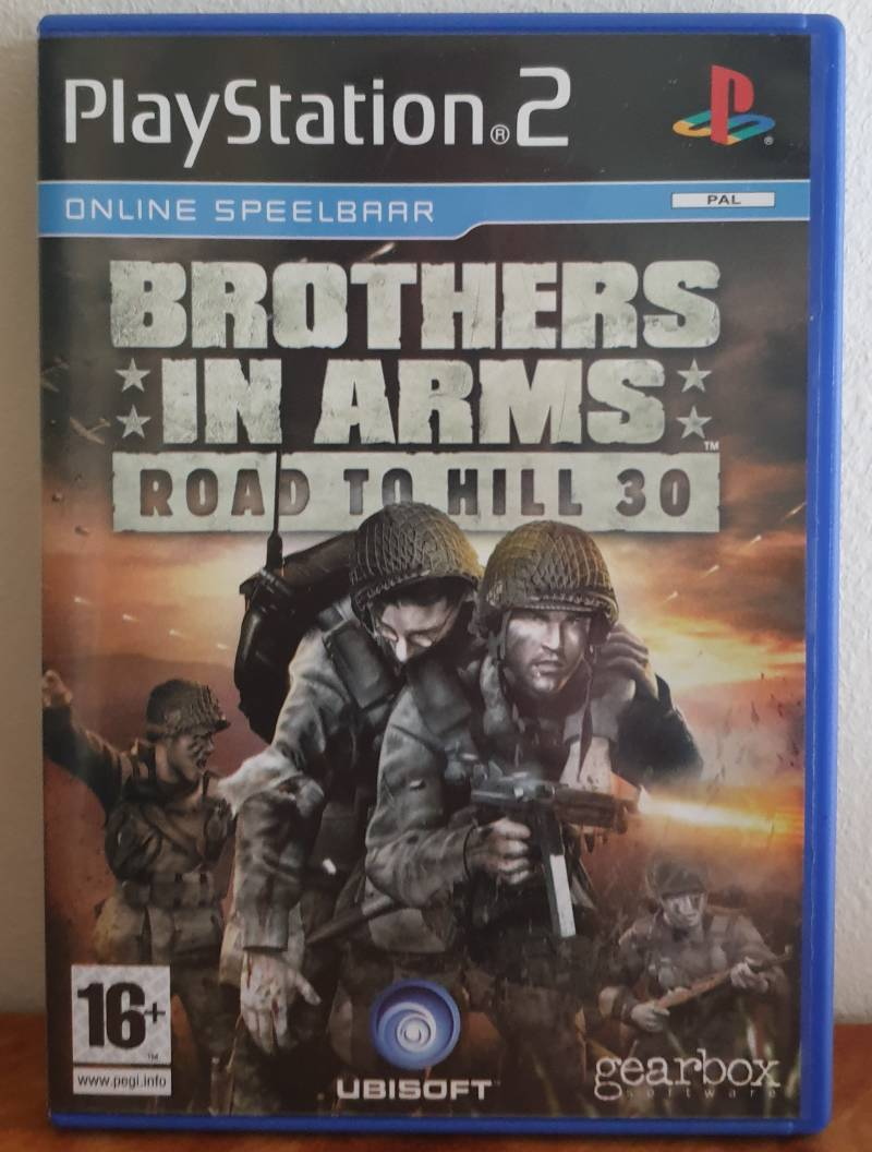 Brothers in arms , road to hill 30