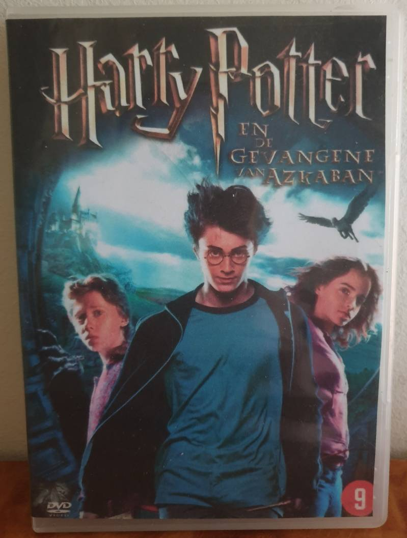 Harry Potter en de gevangenen van Azkaban