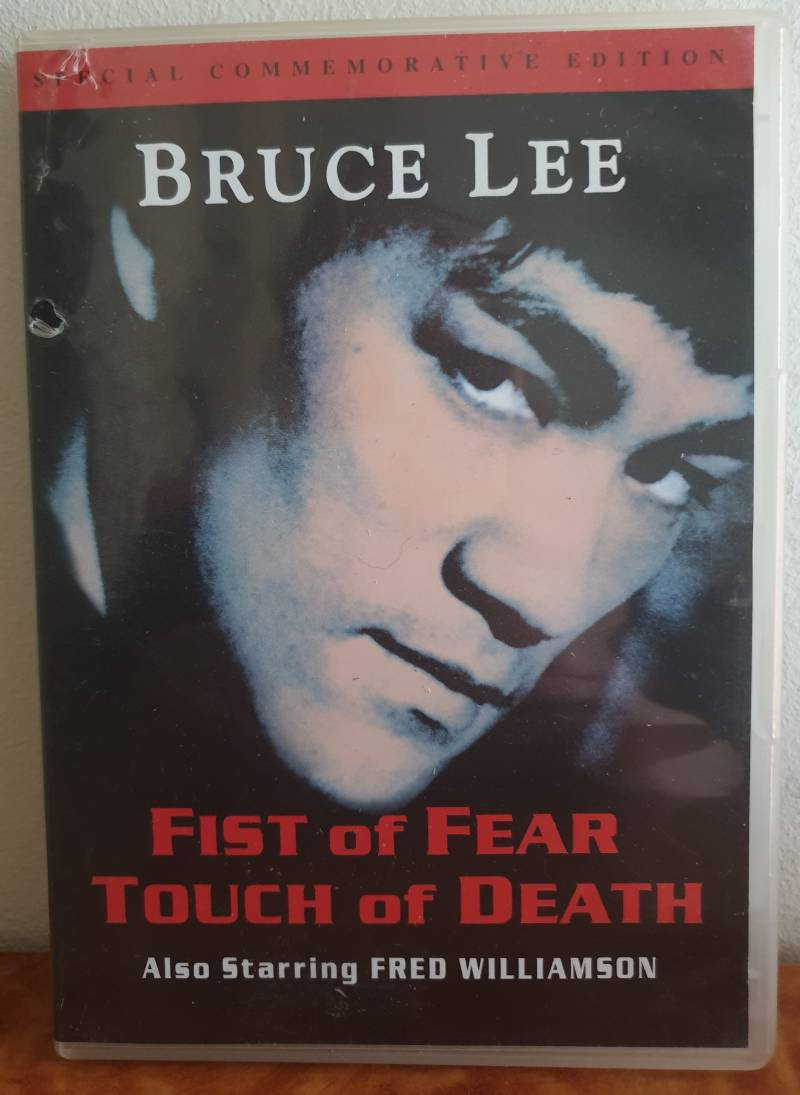Fist of fear touch of dead
