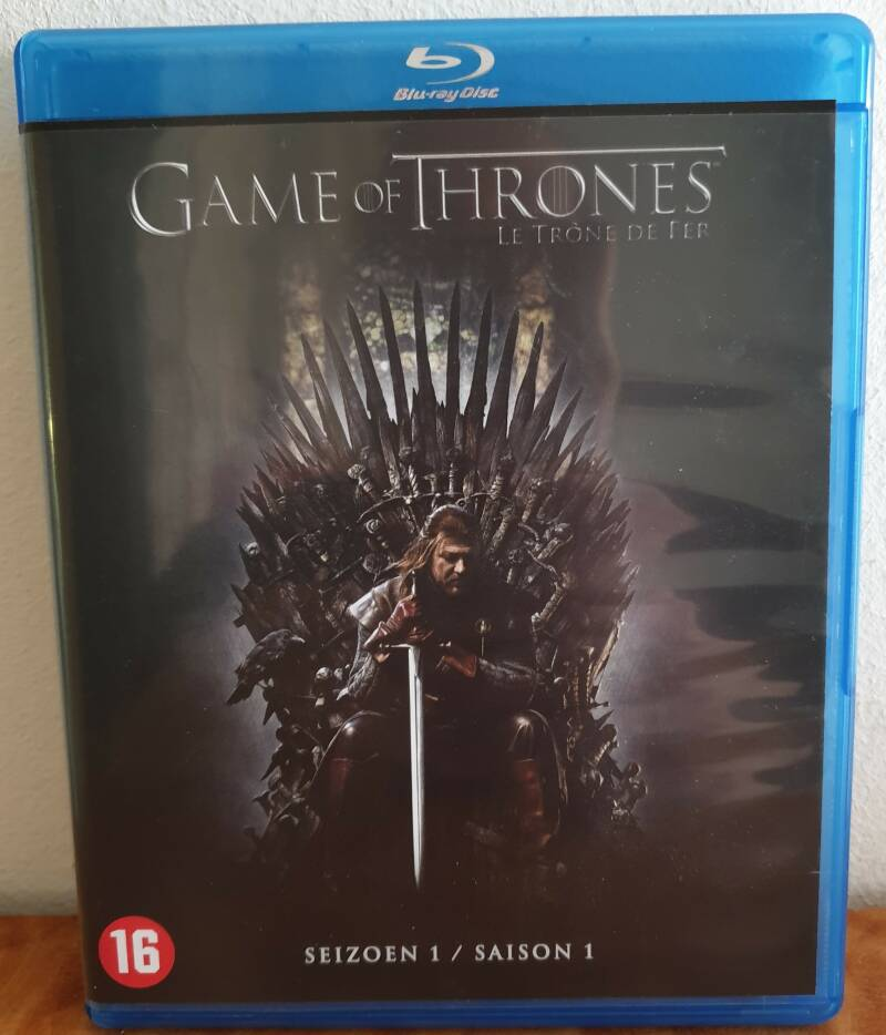 Game of thrones   seizoen 1 (Blue-Ray disc )
