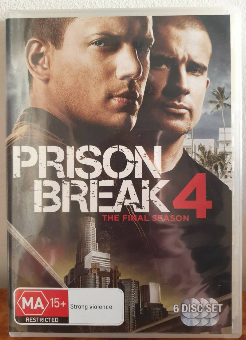 Prison break - The final season 4
