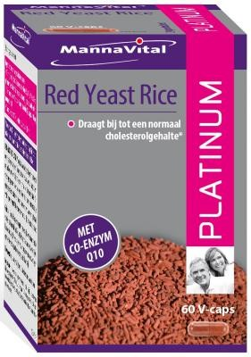 Red yeast rice 60 v-caps