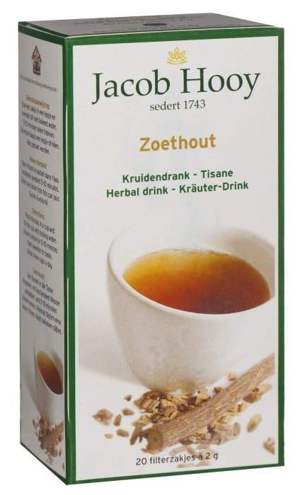 Zoethout thee