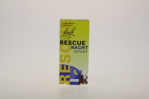 Bach Rescue remedy spray nacht 7ml PL500/56