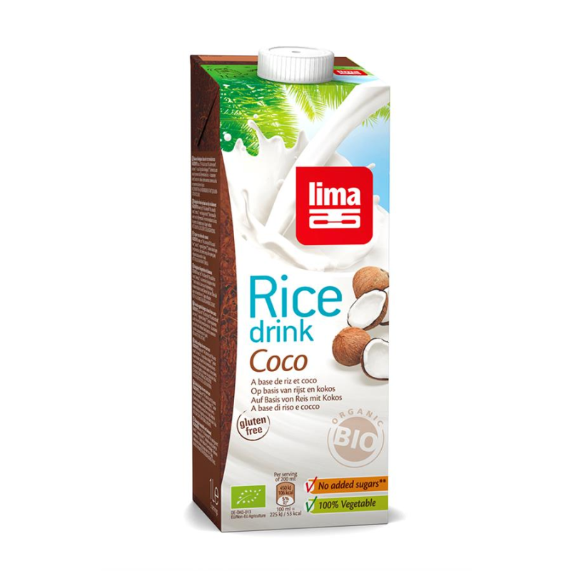 Lima rice drink kokos 1L