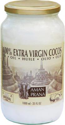Amanaprana Kokosolie 1000ml
