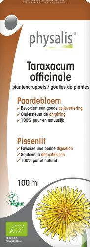 Physalis taraxacum officinale 100ml