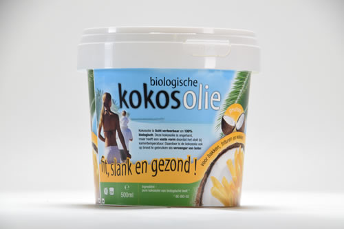Kokos olie 500ml