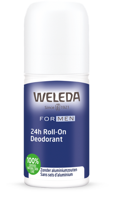 Weleda men roll-on deodorant 50ml