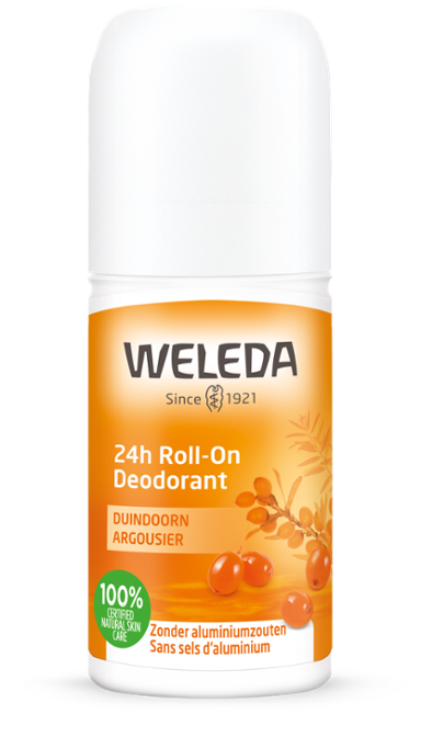 Weleda duindoorn roll-on deodorant 50ml