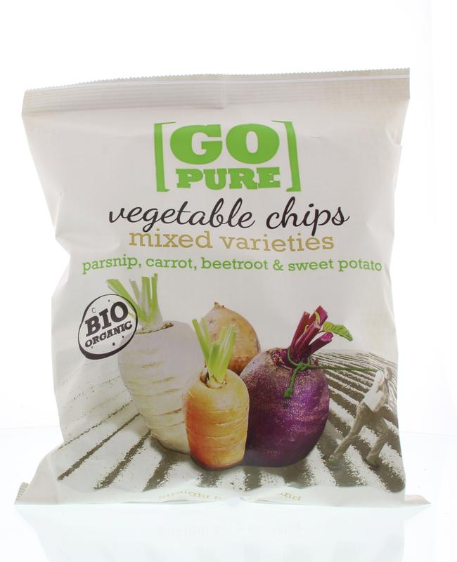 Vegetable chips 90g
