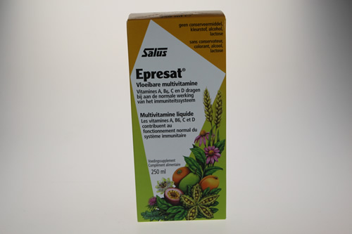 Salus epresat multivitamine 250ml