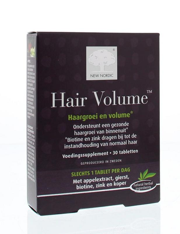 New nordic hair volume 30 tabl.