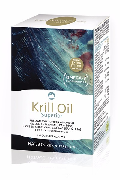 Nataos krill oil superior 120 caps