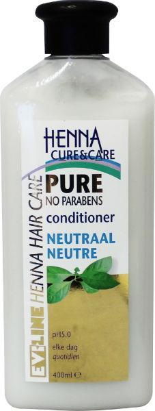 Henna cure & care conditioner neutraal 400ml