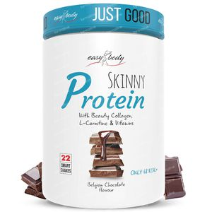 Easy body protein + vitamins chocolate 350g