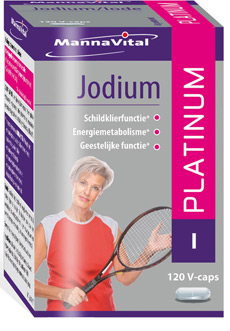 Jodium platinum 120 v-caps