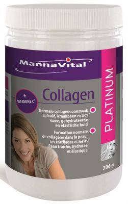 Collagen platinum 306 gr
