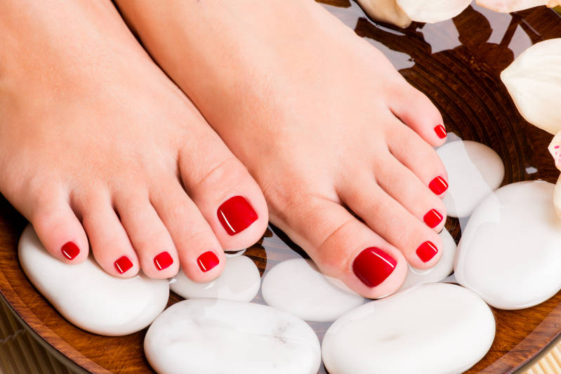 Spa Pedicure v.a.