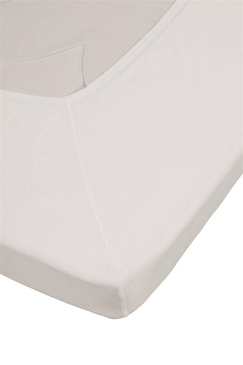 Beddinghouse Jersey splittopper hoeslaken white