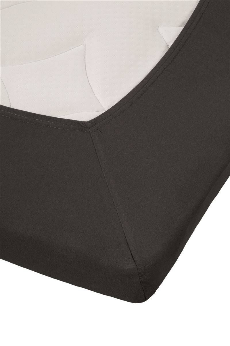 Beddinghouse topper hoeslaken Percale Anthracite