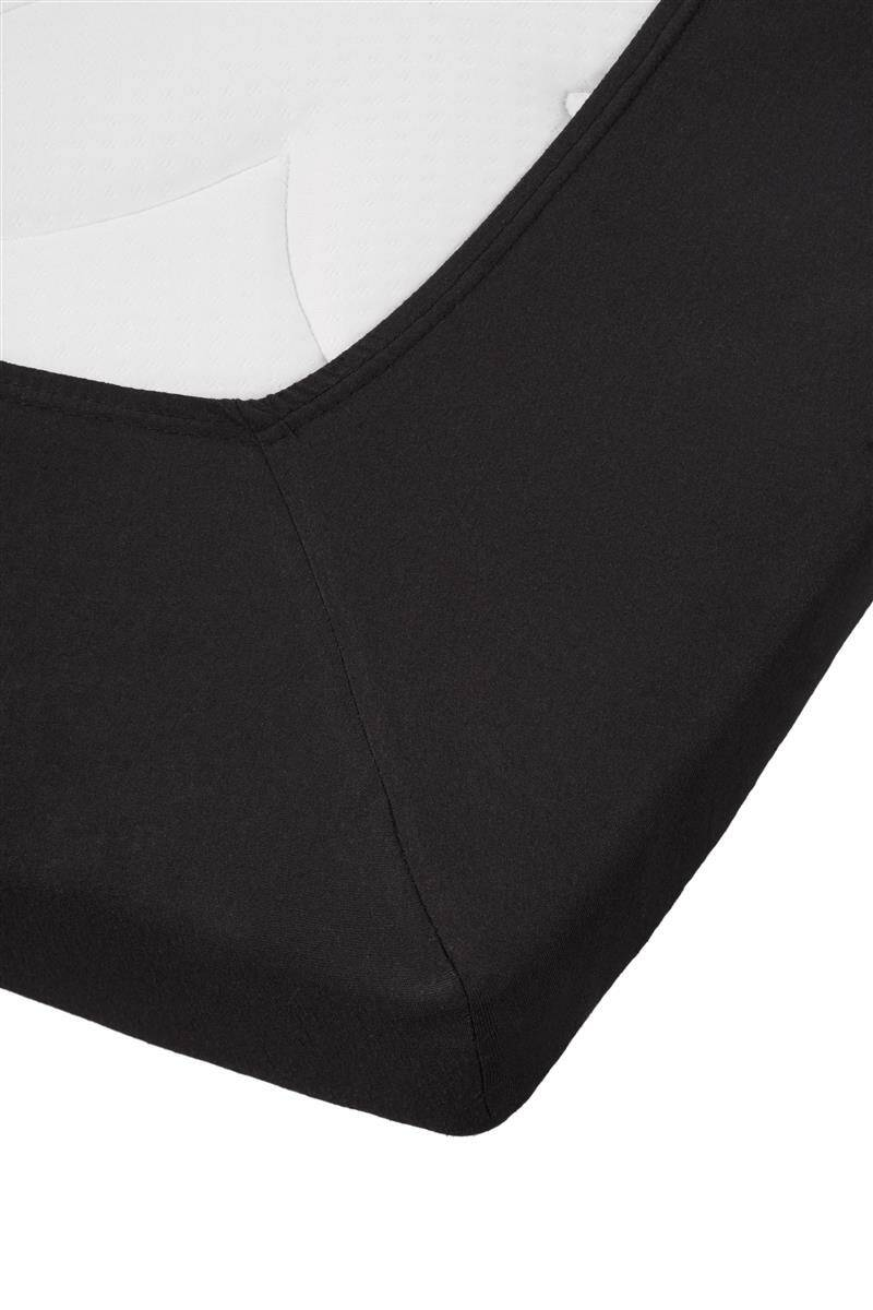 Beddinghouse Percale splittopper hoeslaken Black