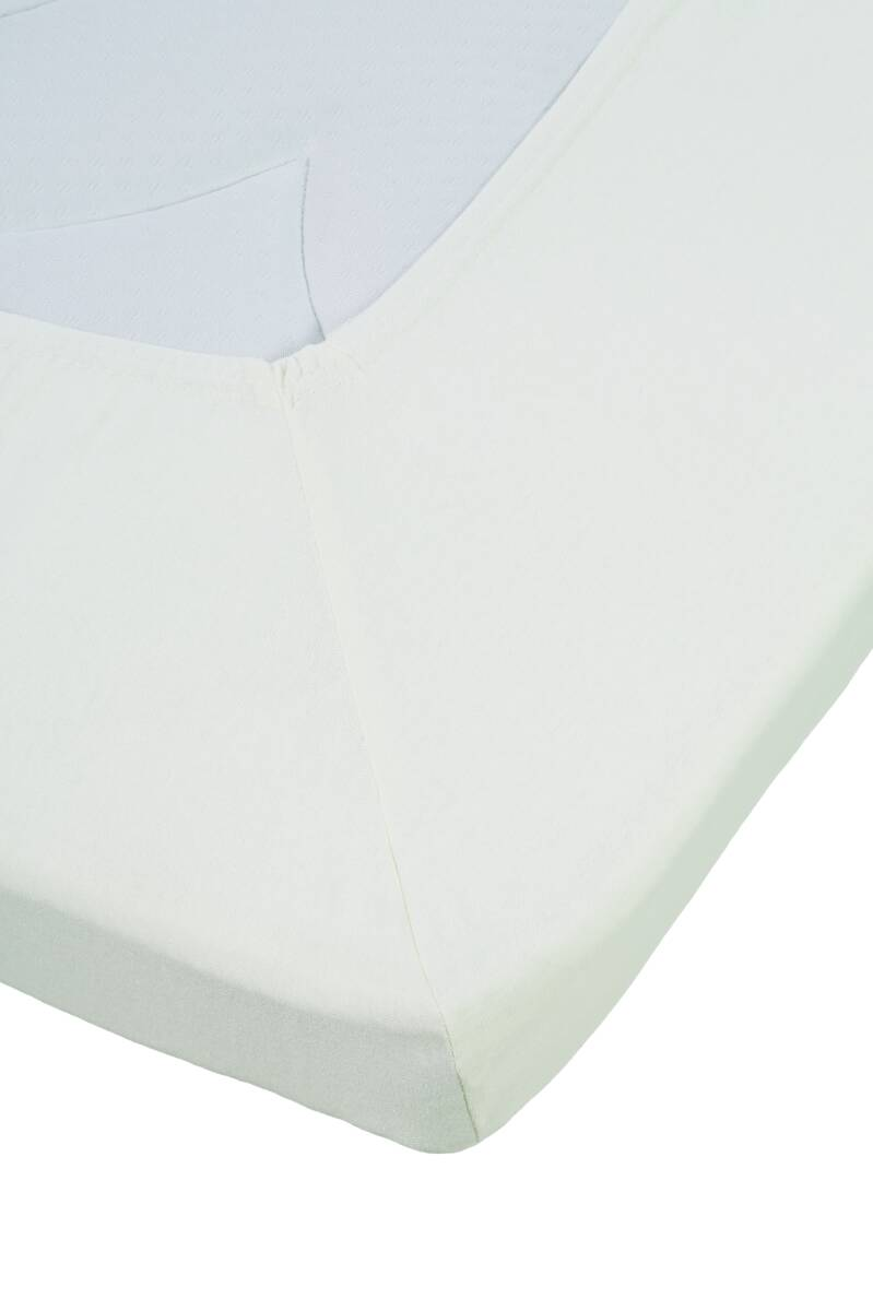 Beddinghouse topper hoeslaken Percale Off-white