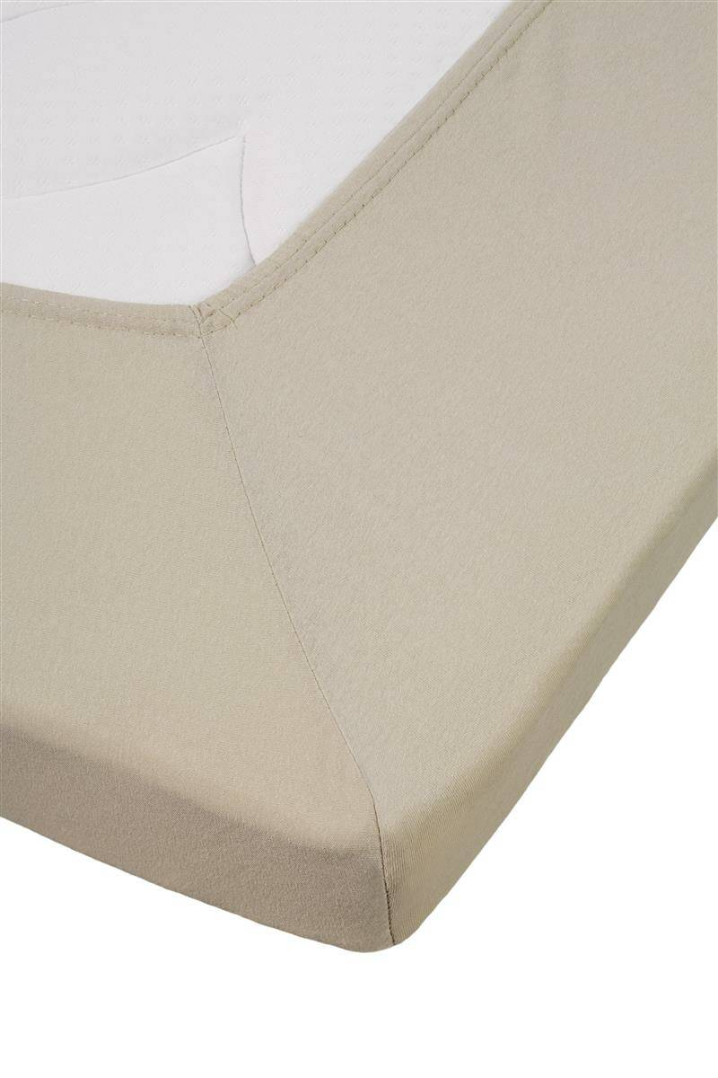 Beddinghouse topper hoeslaken Percale Sand