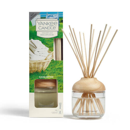 Clean Cotton Reed Diffuser 120 ml - NEW