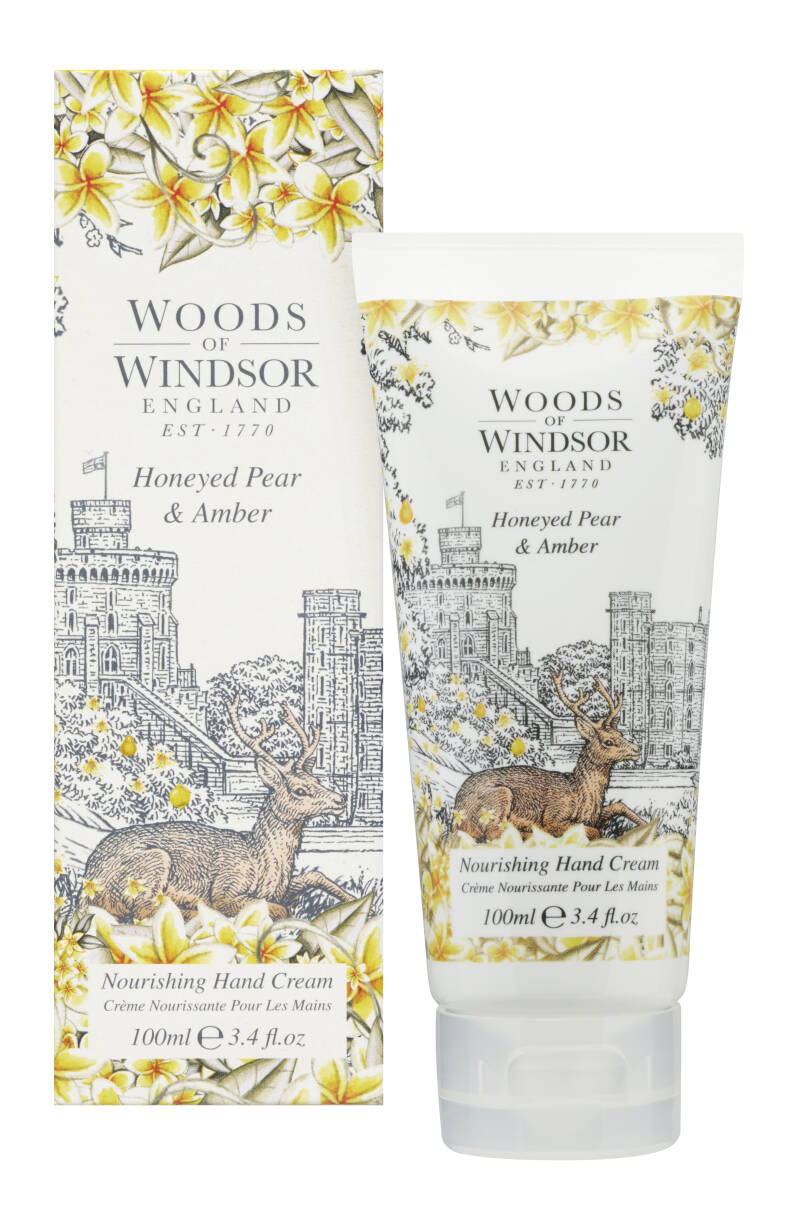 HoneyedPear&Amber HandCream