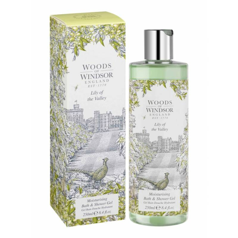 Lily of the Valley Bath & Showergel  250 ml