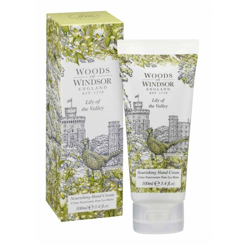 Lily of the Valley Handcream  100 ml