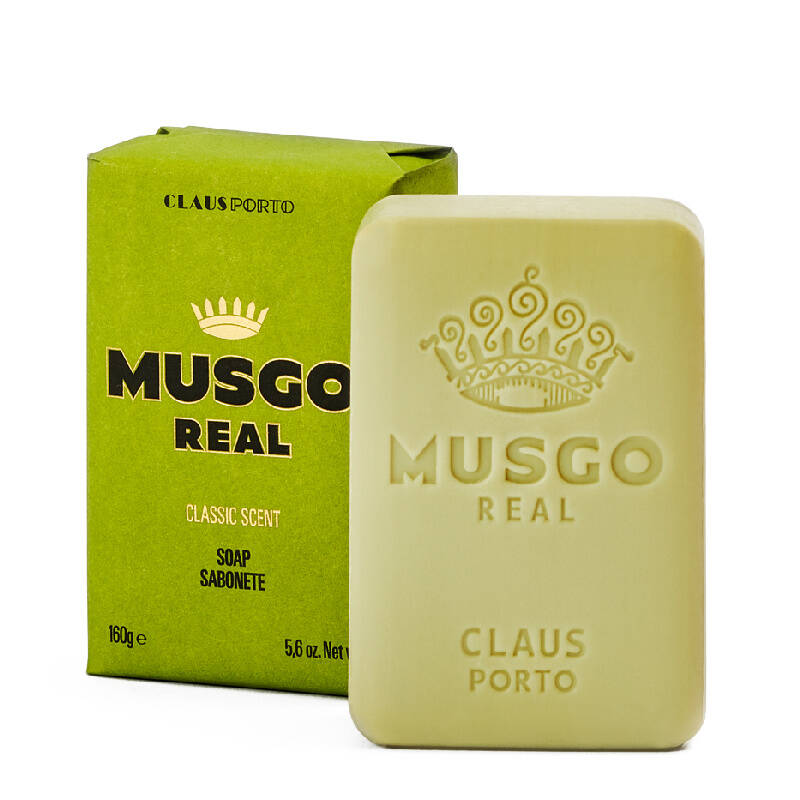 Musgo Real Body Soap Classic Scent - 160 gr