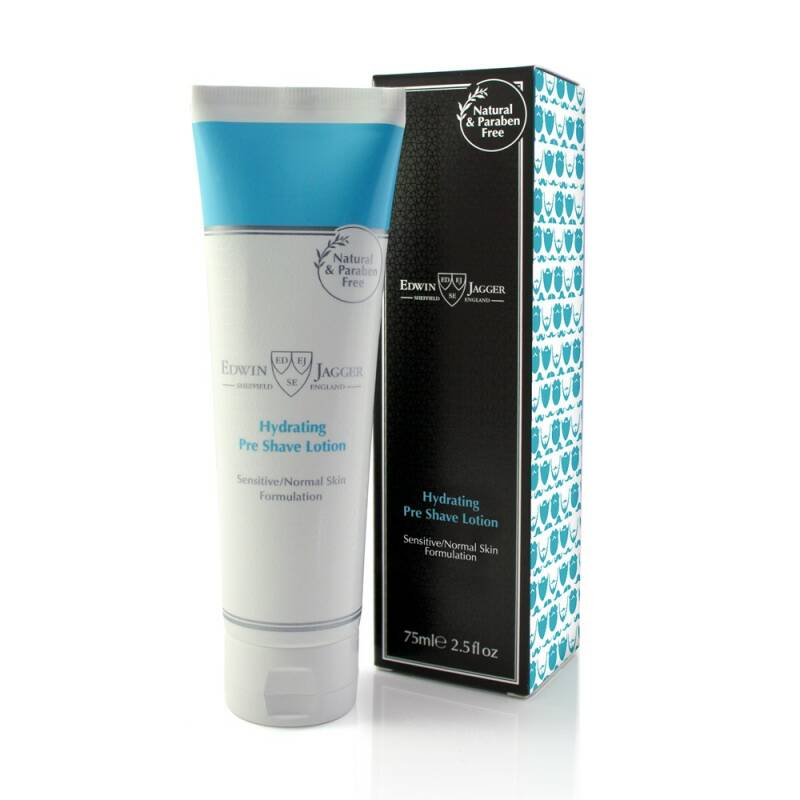 Natural Hydrating Pre Shave Lotion
