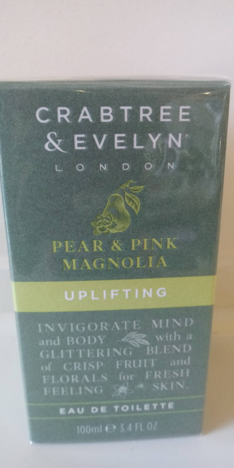 Pear & Pink Magnolia EDT, 100 ml