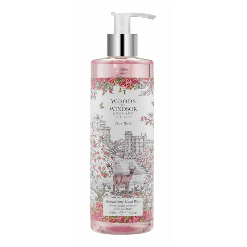 True Rose Hand wash  350 ml