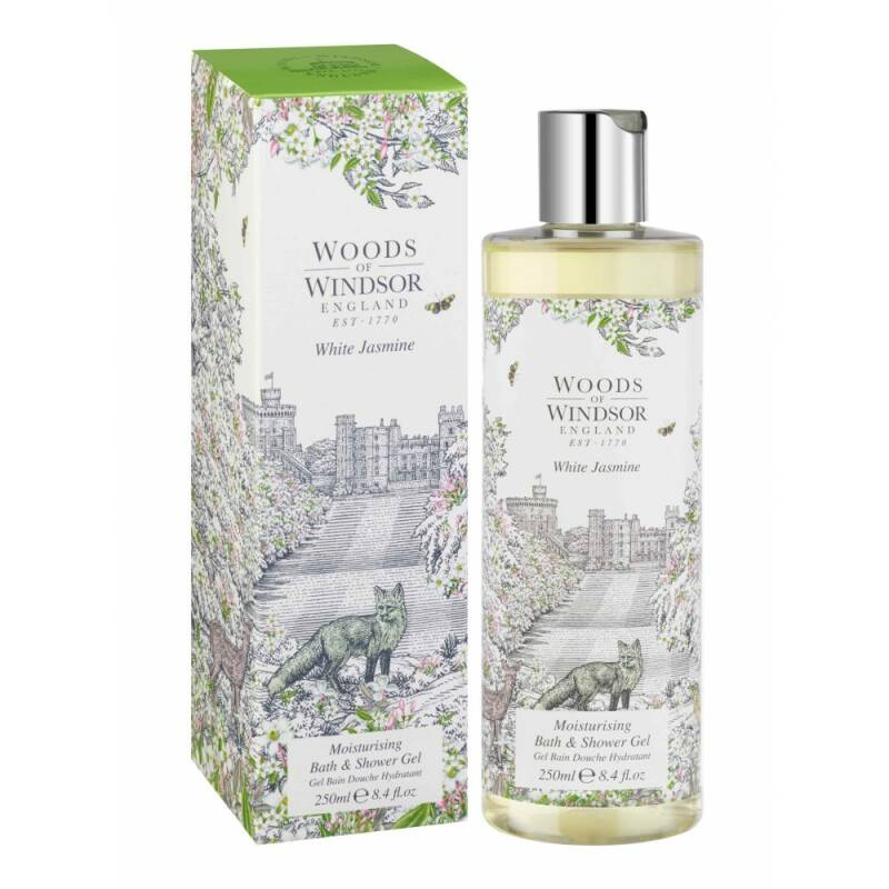 White Jasmin Bath & Showergel  250 ml