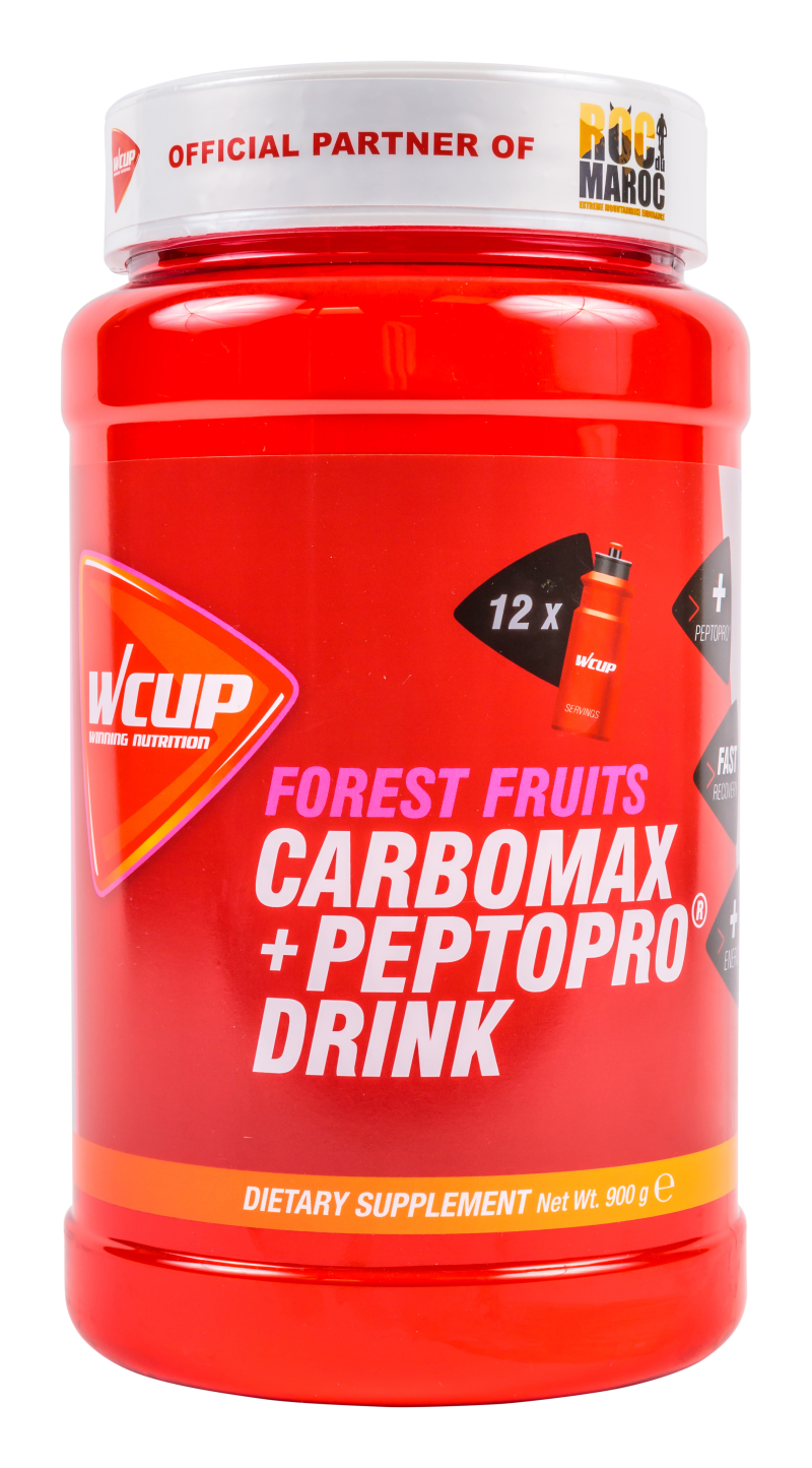 Wcup CARBOMAX + PEPTOPRO FOREST FRUIT