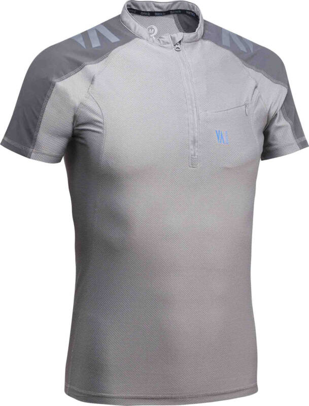 RAIDLIGHT T-SHIRT TECHNICAL SHIRT SS (Grijs)