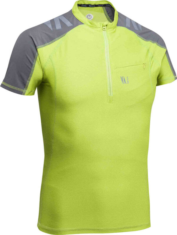 RAIDLIGHT T-SHIRT TECHNICAL SHIRT SS (Limoen)