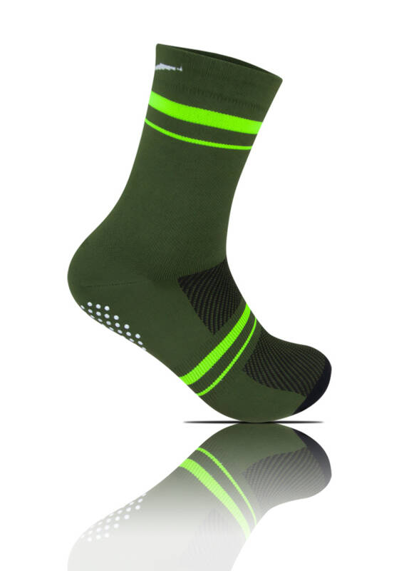 UGLOW GRIP SOCK KAKI