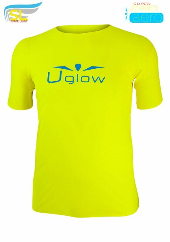 UGLOW-SL | T-SHIRT SUPERSPEED AERO 4 KLEUREN