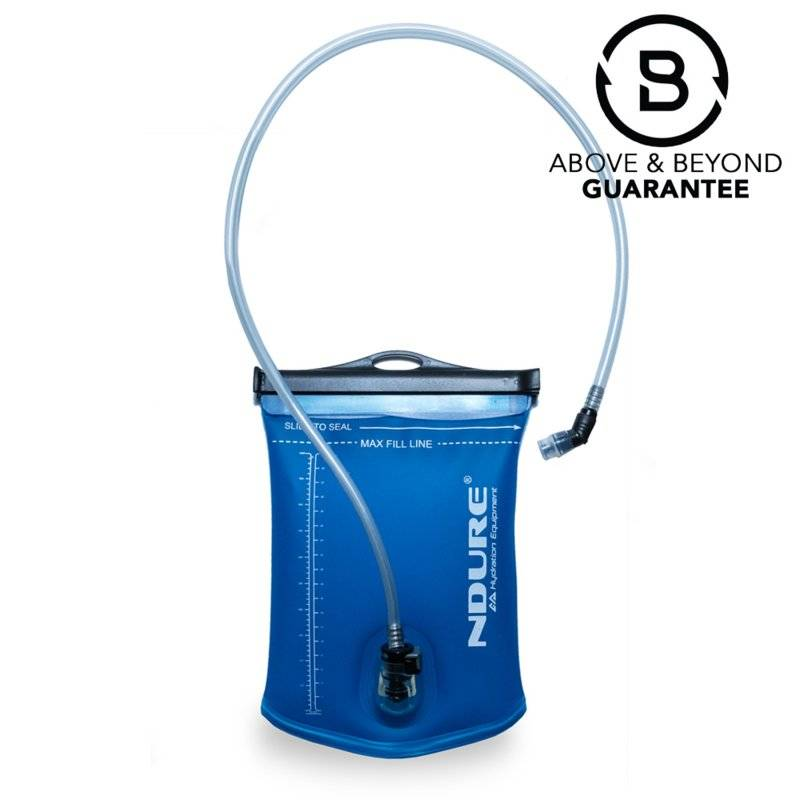 NDURE trailrunning waterzak Hydra Bladder 1 / 1,5 / 2 / 3 liter