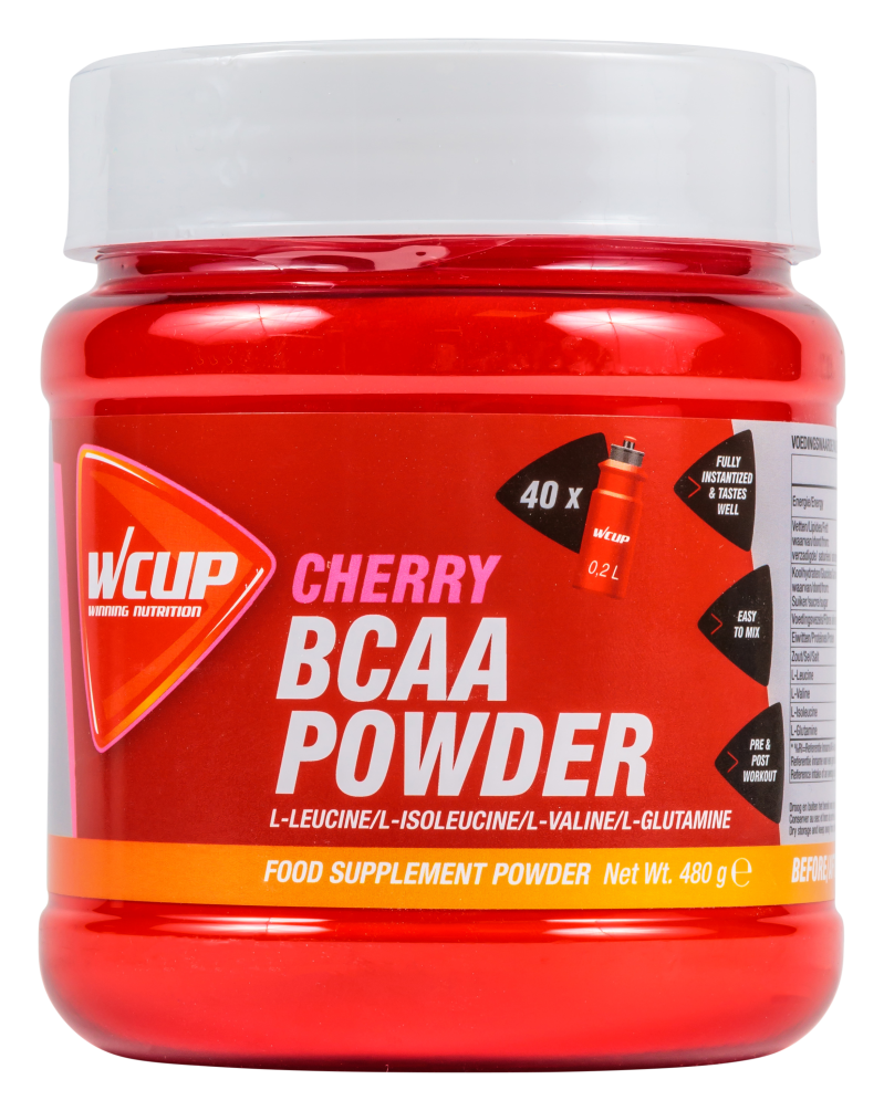 Wcup BCAA'S CHERRY